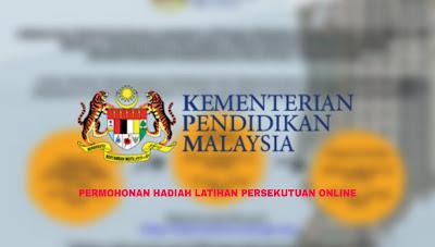 Permohonan Hadiah Latihan Persekutuan 2020 (HLP) Online