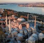 Hagia Sophia Istanbul, Turki Di Istiyharkan Sebagai Masjid