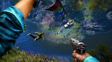 Far Cry 4 Hurk Deluxe Pack Addon 2015