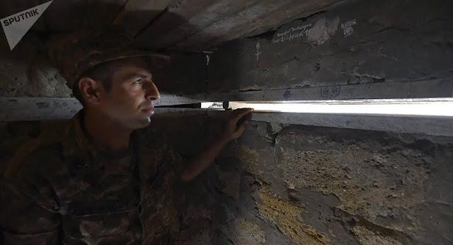 Azerbaiyán abrió fuego contra aldeas fronterizas armenias