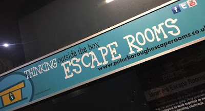 Retro Escape Room Peterborough