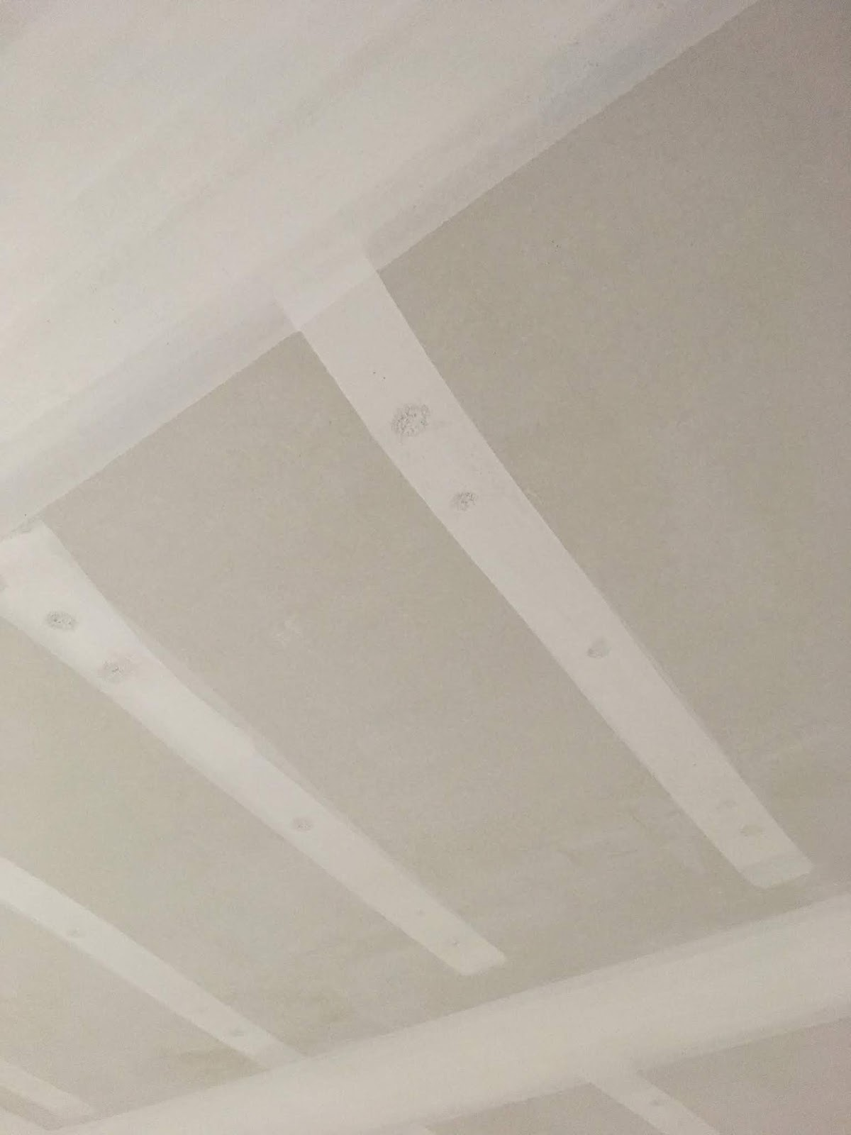 Finishing Ceilings After Popcorn Removal Bean In Love