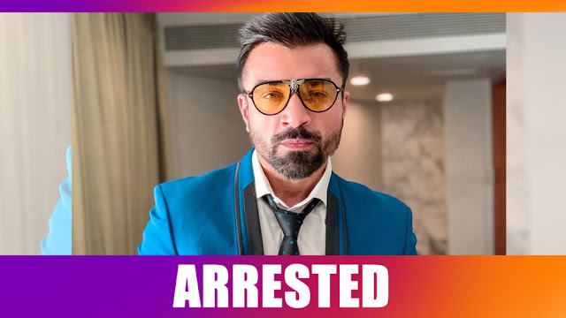 Big News : Bigg Boss fame Ajaz Khan arrested over 'objectionable' Facebook post