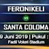 Prediksi Skor Bola Feronikeli vs Santa Coloma 29 Juni 2019