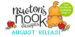 Newton's Nook Designs | August 2018 Release  #newtonsnook