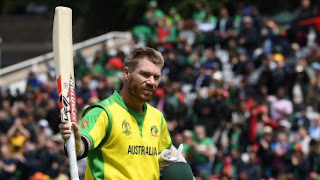 Australia vs Bangladesh 26th Match ICC Cricket World Cup 2019 Highlights