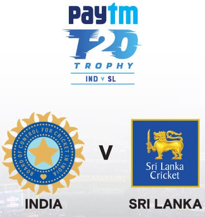 India vs Sri Lanka T20 2020 Schedule, Fixture, Live Score and Cricket Live Streaming Online