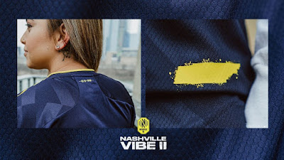Nashville SC 2021 Vibe II Kit