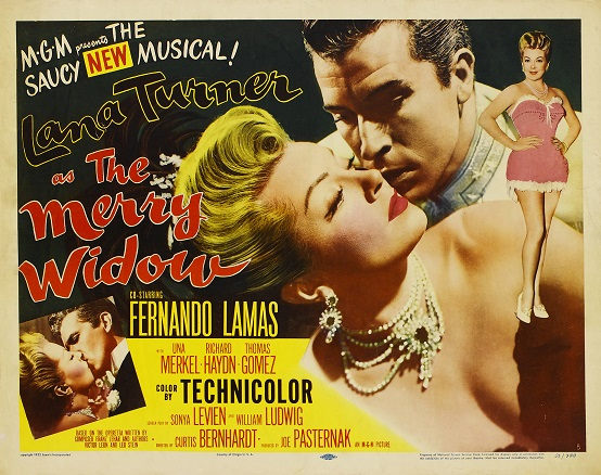 """The Merry Widow"" (1952)"