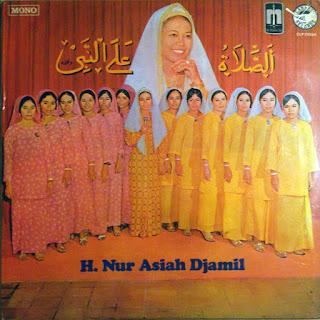 Full Album MP3 Qasidah Hj. Nur Asiah Jamil dan Orkes Gambus OG Nur El-Balad