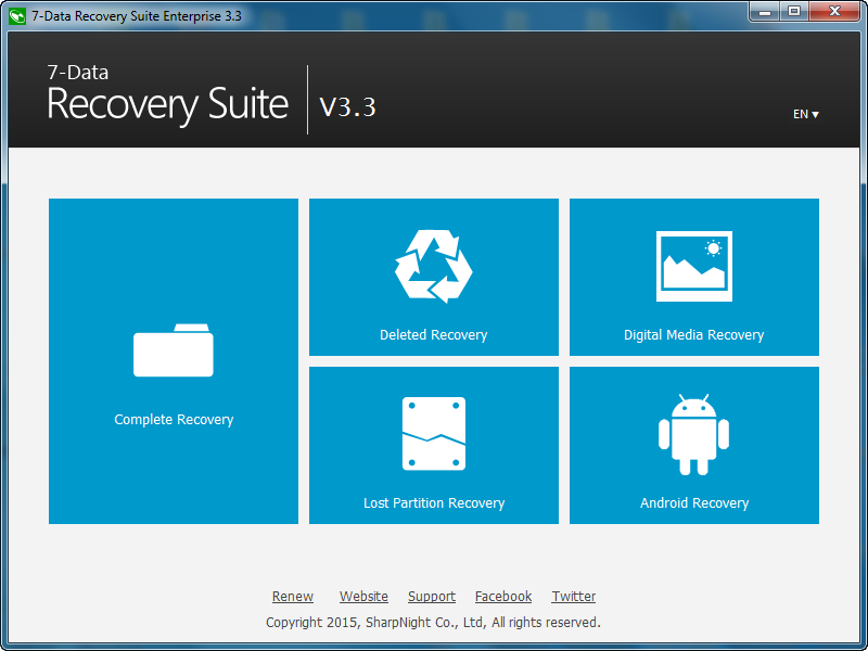 7-Data Recovery Suite Enterprise Free