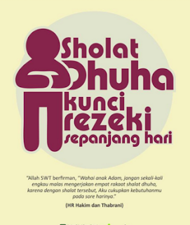 Waktunya Sholat Dhuha