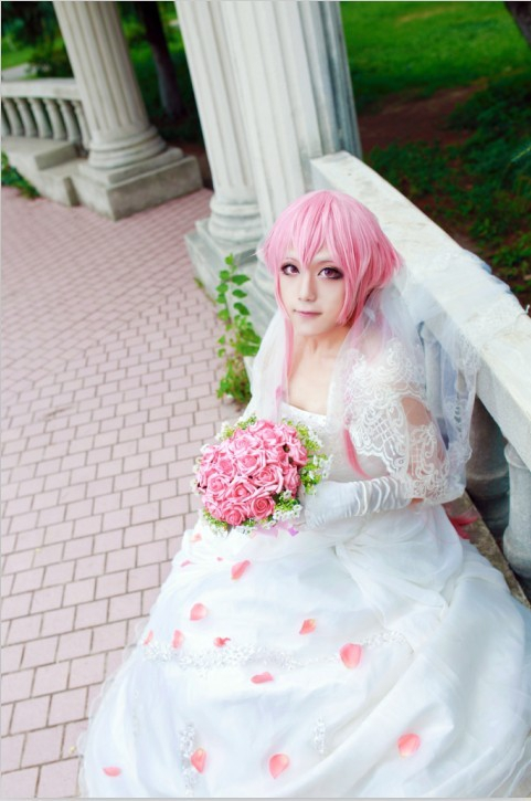 Crossdress bride