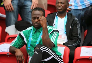 Sport: Moses opens up on controversial penalty in Nigeria's 1-0 win over Poland