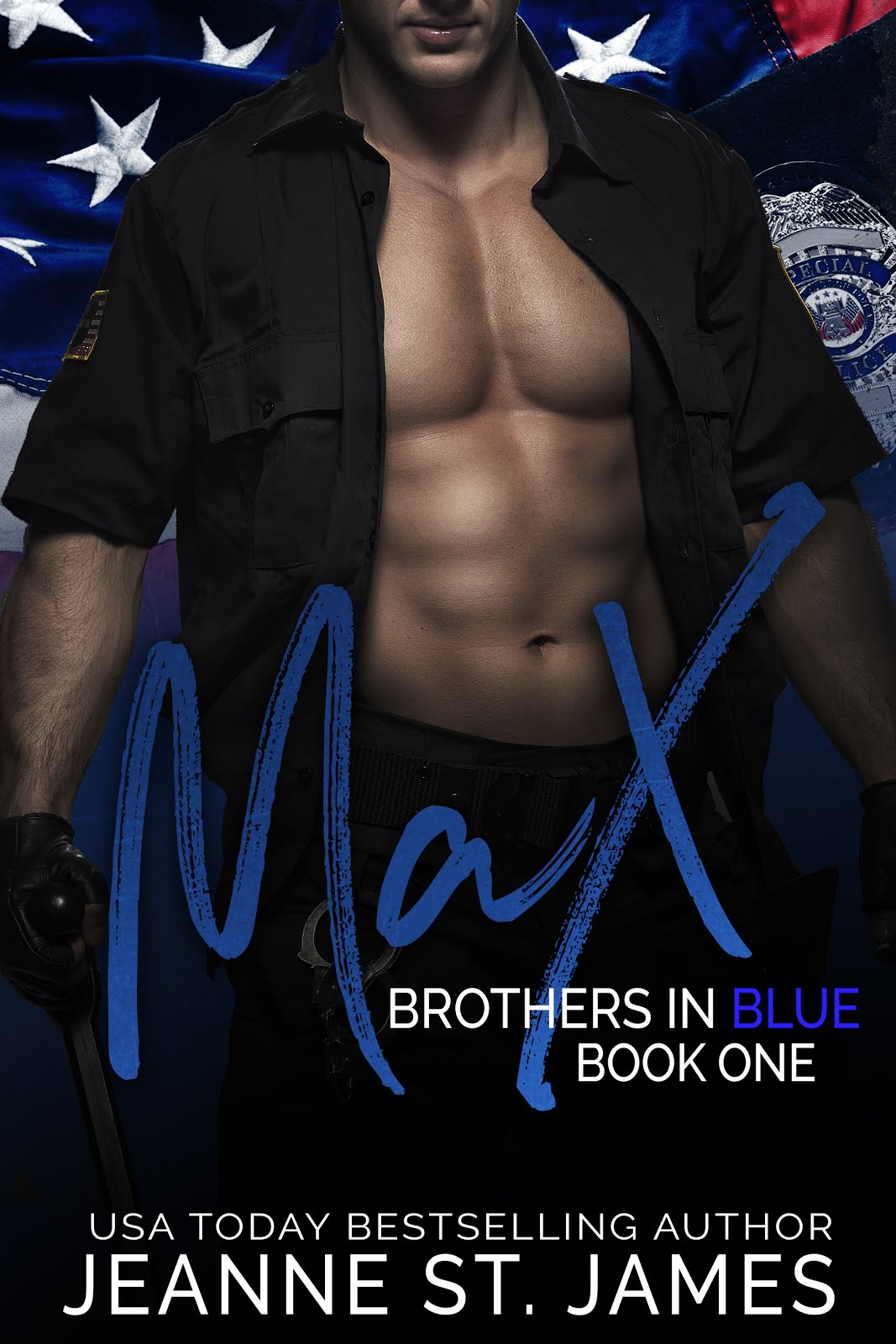 Brothers in Blue: Max