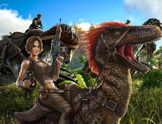 ARK Survival Evolved - Full PC Game Download - Torrent
