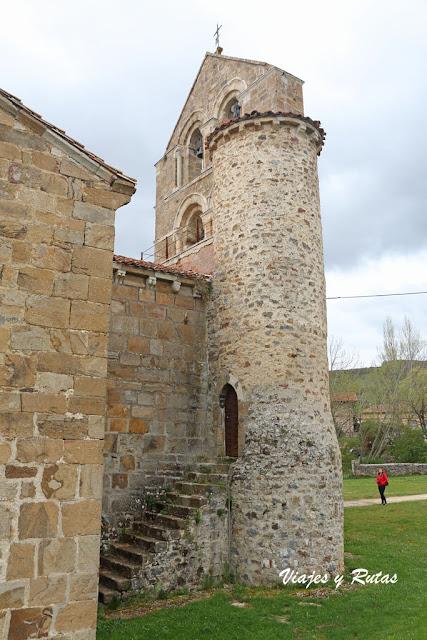 Torre de San Salvador de Cantamuda