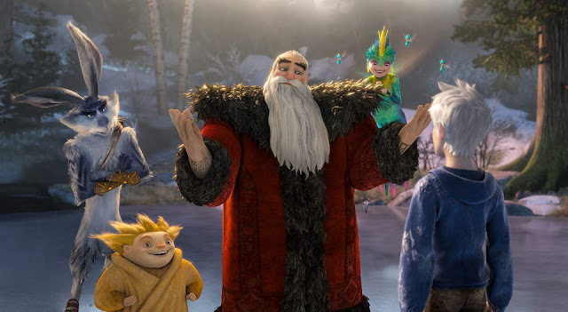 film Rise of the Guardians 2012