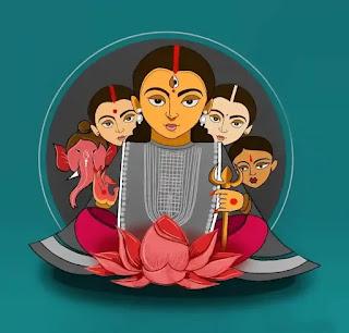 Subho Maha Ashtami Wishes, SMS In Bengali 2021 - শুভ মহা অষ্টমীর শুভেচ্ছা মেসেজ