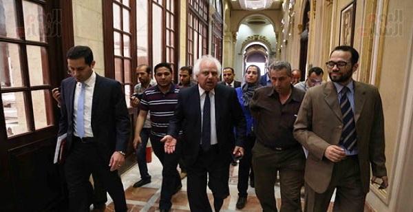 سمير غطاس بعد اخراجه من جلسة النواب : تصفية حسابات