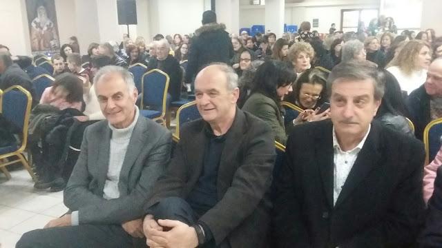 Ο Βουλευτής Αργολίδας Γ. Γκιόλας στην 2η Γιορτη Πορτοκαλιού στο Κιβέρι