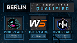 PGS Europe East Qualifiers