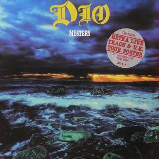 """Το single των Dio """"Mystery"""""""