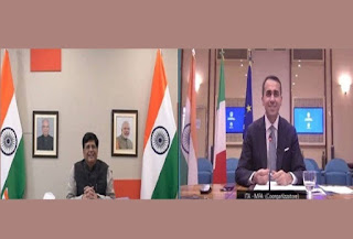 21st India-Italy Joint Commission for Economic Cooperation Session