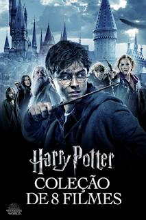 Coleção Completa Harry Potter (2020) Torrent