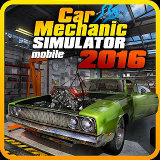 Car Mechanic Simulator 2016 MOD APK Unlimited Money