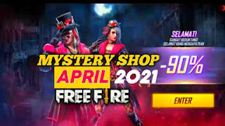 Mystery shop ff april 2021