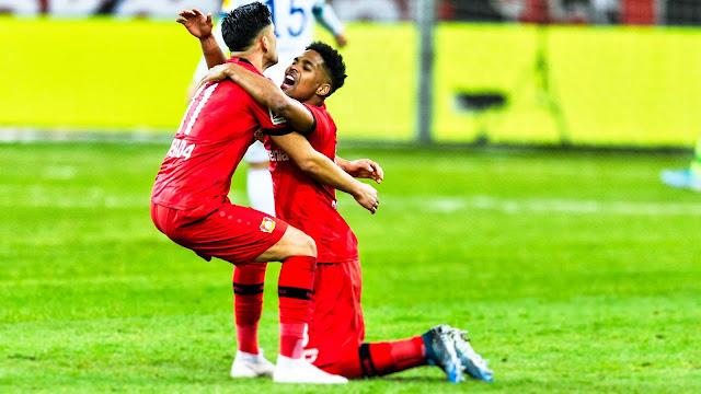 Bayer Leverkusen vs Schalke 04 Highlights