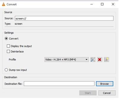 Cara Merekam Layar WIndows 10 Menggunakan VLC Media Player