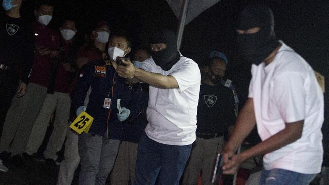 Tiga Polisi Penembak Laskar FPI KM 50 Akhirnya Ditetapkan Sebagai Tersangka