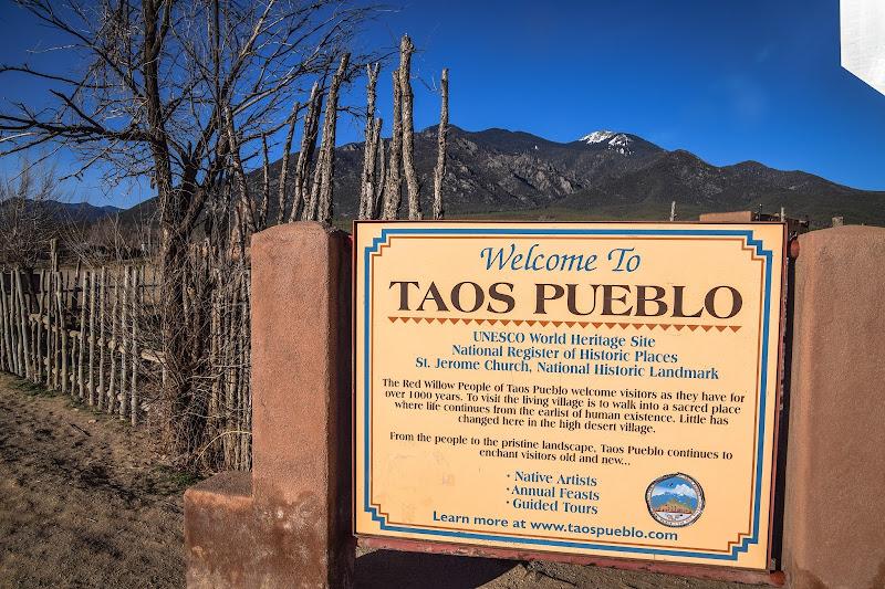 Taos Pueblo Unesco