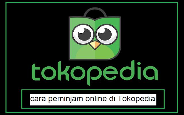 pinjaman online di tokopedia
