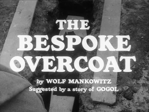 the bespoke overcoat