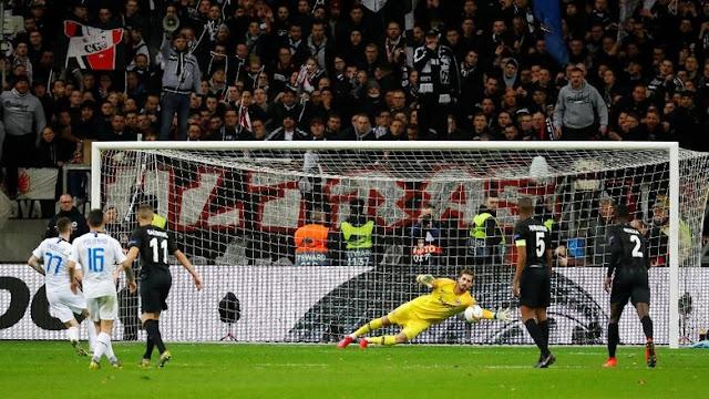 Hasil Liga Europa: Brozovic Gagal Penalti, Frankfurt Vs Inter Berakhir Imbang