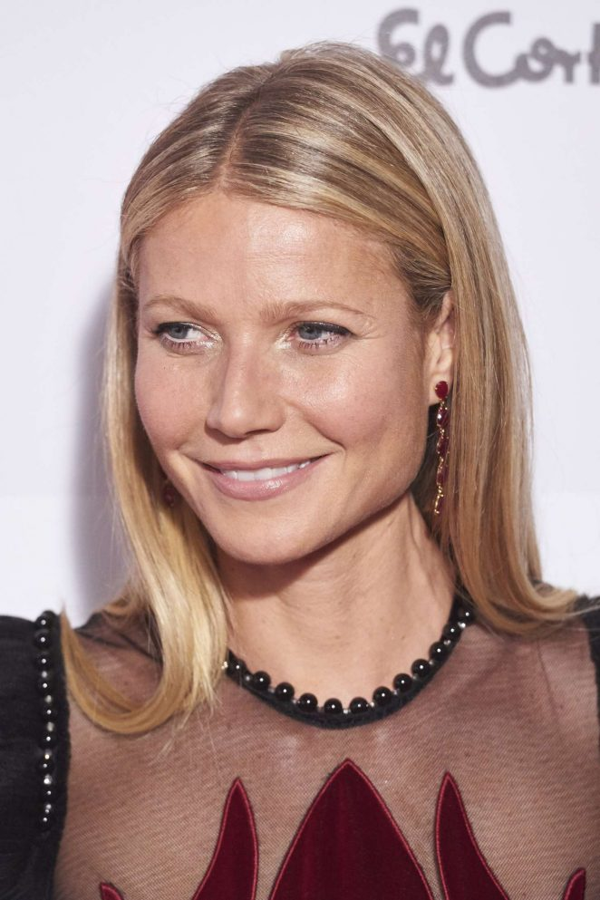 Gwyneth Paltrow – ELLE Magazine Party in Madrid
