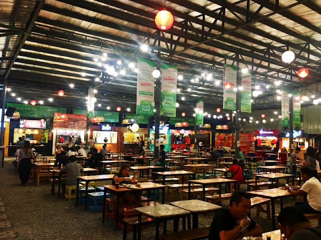 The Market by Sugbo Mercado Mandaue City near Parkmall MO2 Restobar Cebu Westown Lagoon
