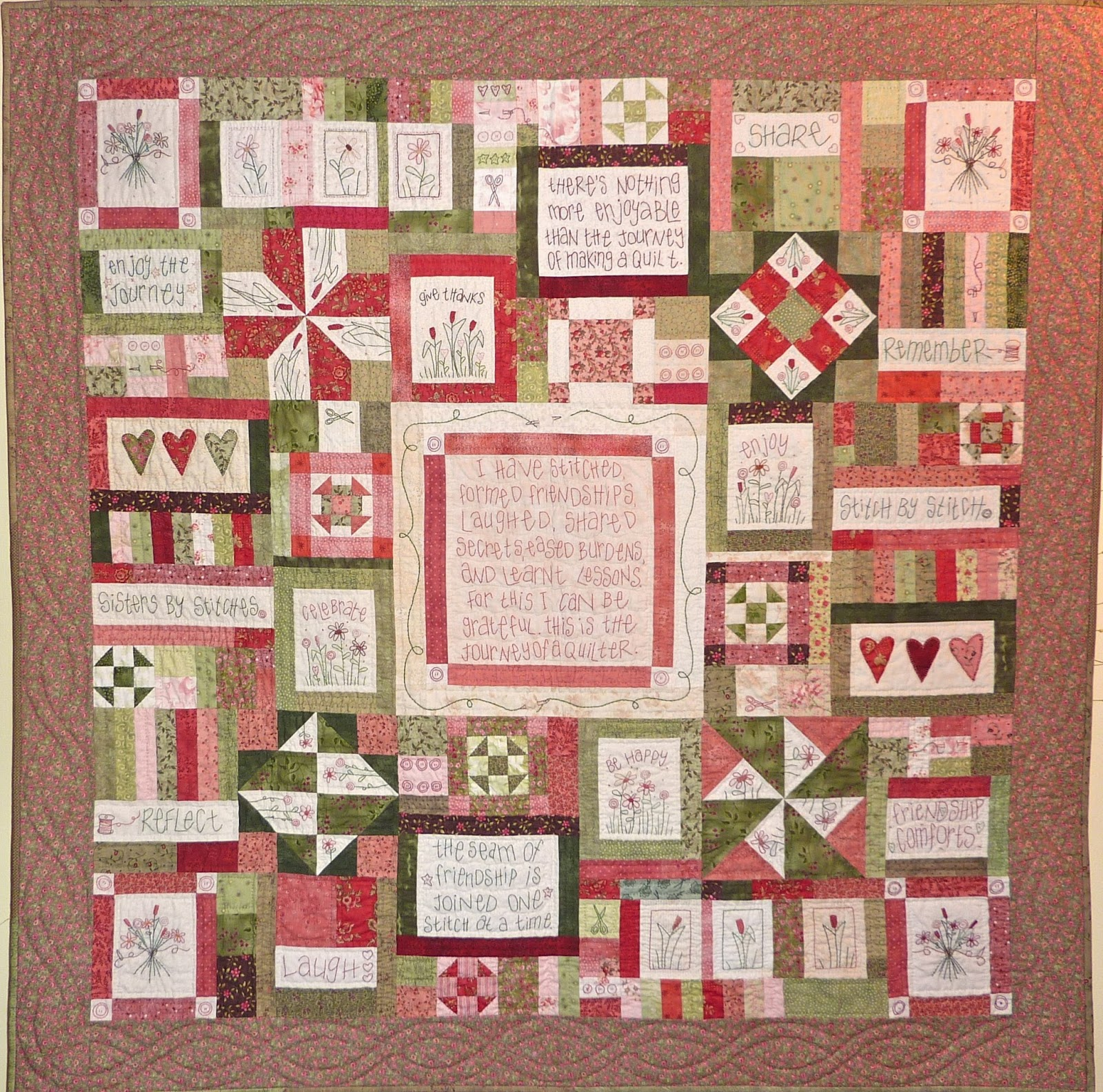 Kathy's Quilts: Slow Sunday Stitching : kathy quilts - Adamdwight.com