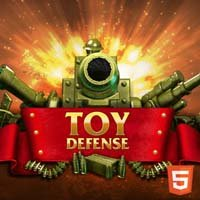 Toy Defense Game