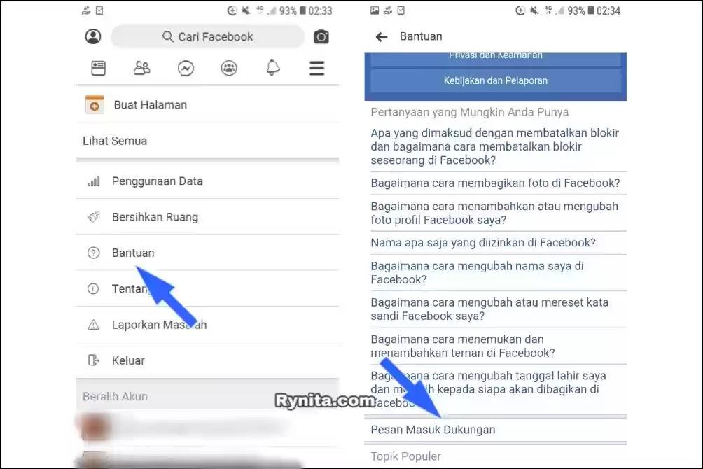 Berapa Lama Facebook Diblokir Sementara? Ini Jawabannya