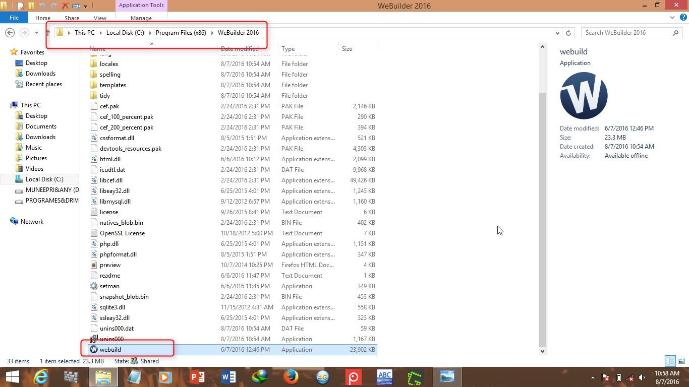 Date crack to web 8 Wonderware InduSoft
