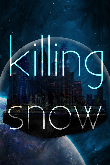 Mock cover for Killing Snow (by Savannah Grace) created by Alea Harper
