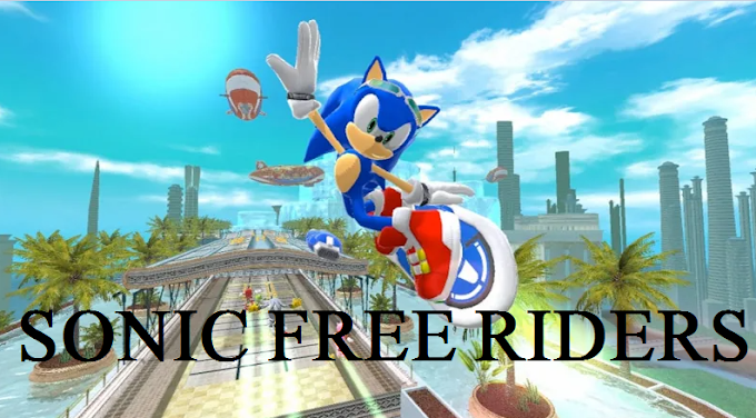SONIC FREE RIDERS REVIEW