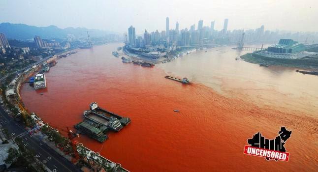China apocalíptica por la contaminación