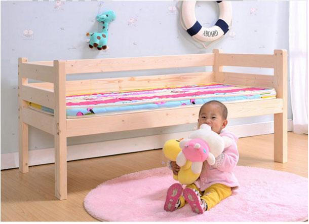 giường đơn đa năng cho trẻ em