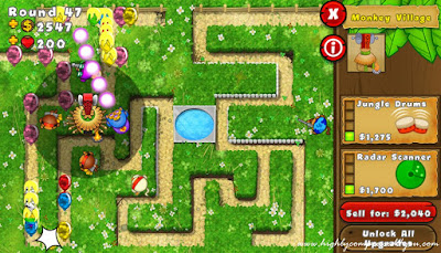Bloons TD 5 02
