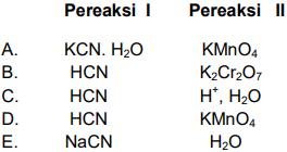 Soal + Pembahasan KSN-K Kimia Tahun 2020 (26 - 30)
